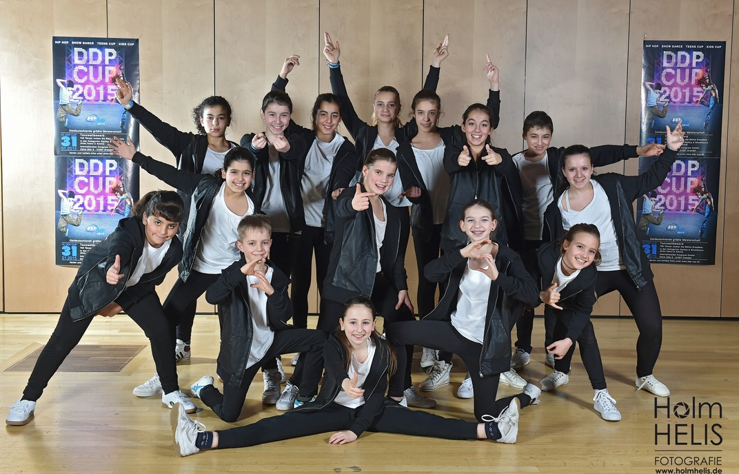 15. DDP Cup 2015 im Congress Center Magic Steps aus Berlin Dresden © Foto : Holm Helis 310115