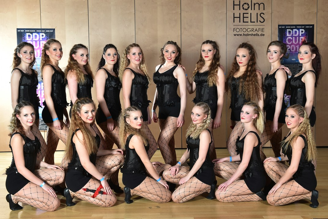 15. DDP Cup 2015 im Congress Center Life- Dancer aus Riesa Dresden © Foto : Holm Helis 310115