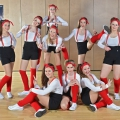 15. DDP Cup 2015 im Congress Center  InMotion aus Leipzig Dresden  © Foto :  Holm Helis 310115