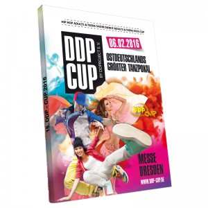 ddp cup dvd 2016
